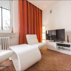 Апартаменты P&O Apartments Niecala комната для гостей фото 2