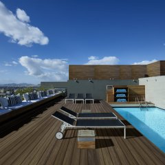 Отель FRESH Афины бассейн фото 3