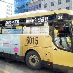 Sejong Hotel городской автобус