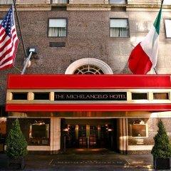 The Michelangelo Hotel фото 3