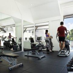 Отель Samui Palm Beach Resort Самуи фитнесс-зал фото 2