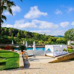 Отель Villas Can Lluc пляж