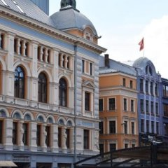 Отель Liberty Mansard Латвия, Рига - отзывы, цены и фото номеров - забронировать отель Liberty Mansard онлайн фото 11