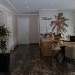 Отель Bianco Hotel Албания, Ксамил - отзывы, цены и фото номеров - забронировать отель Bianco Hotel онлайн интерьер отеля