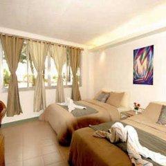 Отель Orinda Beach Resort Филиппины, остров Боракай - 1 отзыв об отеле, цены и фото номеров - забронировать отель Orinda Beach Resort онлайн комната для гостей фото 5