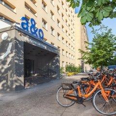 Отель a&o Berlin Mitte Германия, Берлин - 4 отзыва об отеле, цены и фото номеров - забронировать отель a&o Berlin Mitte онлайн спортивное сооружение