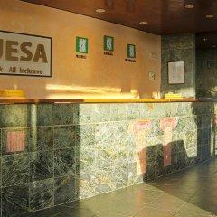 Отель Be Live Experience Turquesa All Inclusive интерьер отеля