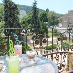 Отель Централь Болгария, Шумен - отзывы, цены и фото номеров - забронировать отель Централь онлайн балкон