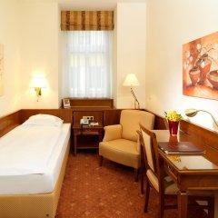 Hotel Stefanie 4* Стандартный номер с различными типами кроватей фото 5