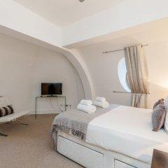 Отель Outstanding Trafalgar Penthouse sleeps 8 Великобритания, Лондон - отзывы, цены и фото номеров - забронировать отель Outstanding Trafalgar Penthouse sleeps 8 онлайн комната для гостей фото 4