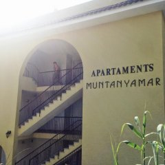 Отель Apartaments AR Muntanya Mar Испания, Бланес - отзывы, цены и фото номеров - забронировать отель Apartaments AR Muntanya Mar онлайн парковка