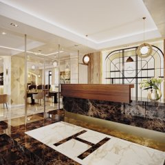 Гостиница Hartwell интерьер отеля фото 2