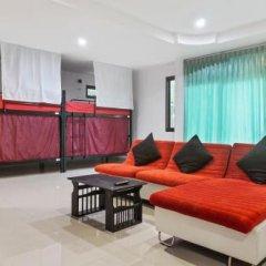 Отель Samui Backpacker Hotel Таиланд, Самуи - отзывы, цены и фото номеров - забронировать отель Samui Backpacker Hotel онлайн комната для гостей фото 5