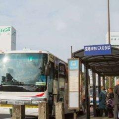 S Peria Hotel Nagasaki Нагасаки городской автобус