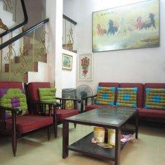 Giang Hotel интерьер отеля