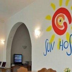 Отель Sun Hostel Budva Черногория, Будва - отзывы, цены и фото номеров - забронировать отель Sun Hostel Budva онлайн интерьер отеля