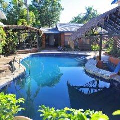 Отель Bua Bed & Breakfast бассейн