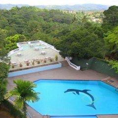 Отель Swiss Residence Канди бассейн фото 2