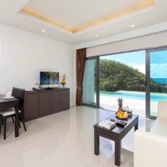 Отель Patong Bay Hill Resort комната для гостей фото 3