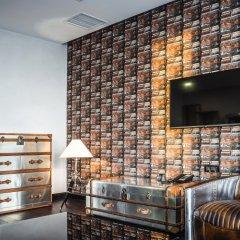 Гостиница M1 club комната для гостей фото 6