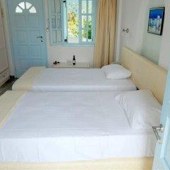 Отель Drossos Греция, Остров Санторини - отзывы, цены и фото номеров - забронировать отель Drossos онлайн ванная