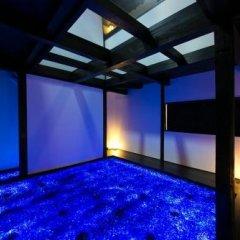 Отель the row house of Hamawaki Беппу развлечения