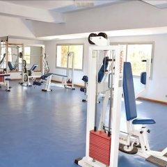 Отель Mediterranee Thalasso-Golf Хаммамет фитнесс-зал фото 2