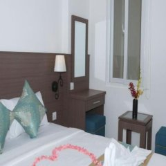 Bao Minh Hotel сейф в номере
