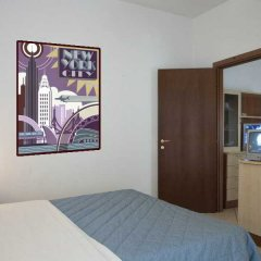 Отель Residence Blu Mediterraneo удобства в номере