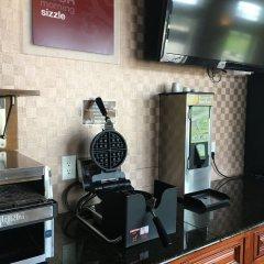 Отель Aashram Hotel by Niagara River США, Ниагара-Фолс - отзывы, цены и фото номеров - забронировать отель Aashram Hotel by Niagara River онлайн питание фото 2