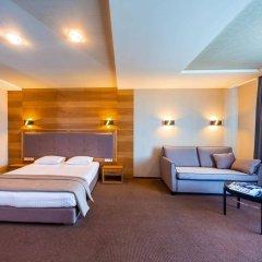Гостиница Заграва комната для гостей фото 4