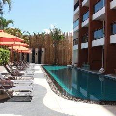 Отель The Orchid House пляж Ката бассейн фото 3