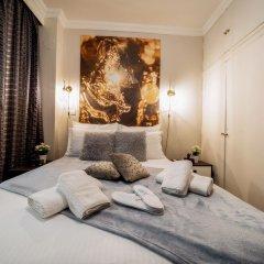 Отель Corona Deluxe Apt (Must) Греция, Салоники - отзывы, цены и фото номеров - забронировать отель Corona Deluxe Apt (Must) онлайн комната для гостей фото 3