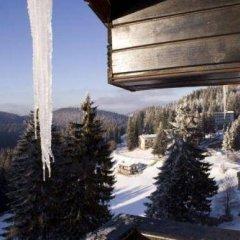 Отель Snezhanka Болгария, Пампорово - отзывы, цены и фото номеров - забронировать отель Snezhanka онлайн балкон