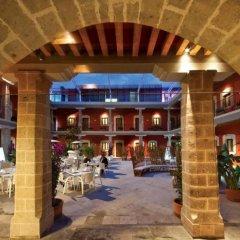 Отель de Cortés Мексика, Уаска-де-Окампо - отзывы, цены и фото номеров - забронировать отель de Cortés онлайн интерьер отеля