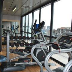 Отель Hilton Garden Inn Milan North Италия, Милан - - забронировать отель Hilton Garden Inn Milan North, цены и фото номеров фитнесс-зал