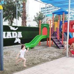 Granada Luxury Beach Турция, Авсаллар - отзывы, цены и фото номеров - забронировать отель Granada Luxury Beach - All Inclusive онлайн детские мероприятия