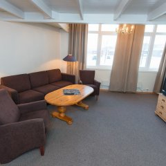Hotel Svartisen комната для гостей фото 5