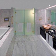 Отель Sofitel Abu Dhabi Corniche ОАЭ, Абу-Даби - 1 отзыв об отеле, цены и фото номеров - забронировать отель Sofitel Abu Dhabi Corniche онлайн ванная