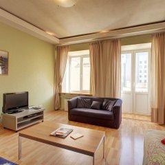 Апартаменты СТН Санкт-Петербург комната для гостей фото 4