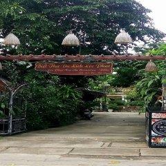 Отель Loc Phat Homestay Хойан парковка
