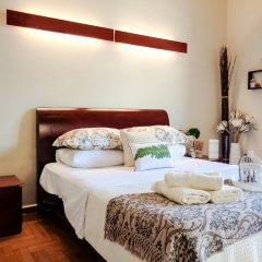 Отель Stunning Residence with Acropolis View комната для гостей фото 4