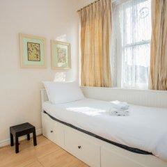 Апартаменты Lovely 2 Bedroom Apartment Near Hyde Park Лондон комната для гостей фото 2