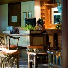 Отель Le Maitai Rangiroa интерьер отеля фото 3