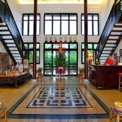 Ha An Hotel интерьер отеля