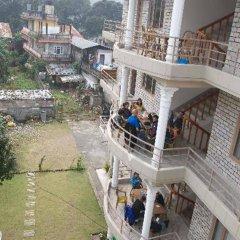 Отель Lotus Inn Непал, Покхара - отзывы, цены и фото номеров - забронировать отель Lotus Inn онлайн балкон