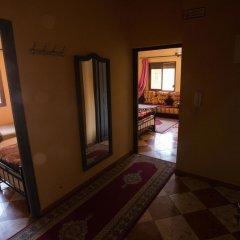 Отель Résidence Rosas Марокко, Уарзазат - отзывы, цены и фото номеров - забронировать отель Résidence Rosas онлайн комната для гостей фото 4