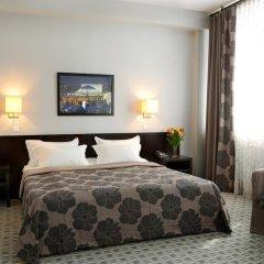 Отель Skyport Обь комната для гостей фото 7