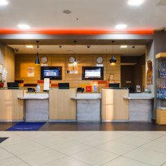 Гостиница IBIS Самара интерьер отеля