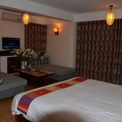 Отель Sapa Elite Hotel Вьетнам, Шапа - отзывы, цены и фото номеров - забронировать отель Sapa Elite Hotel онлайн комната для гостей фото 5